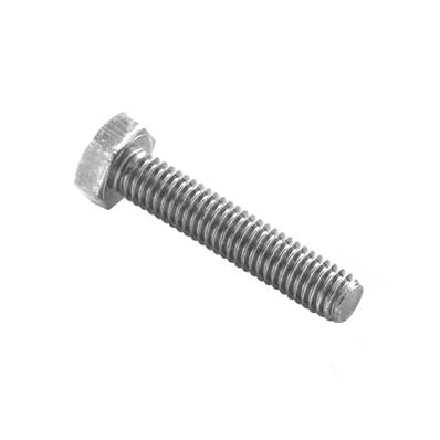 Steel screw 8.8 TH M6 x 30