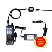 IC-A25NE FR ICOM Mobile Certified Radio