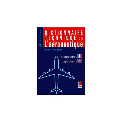 Technical aeronautics dictionary