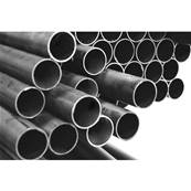 Steel tube ST 37 - 8 x 1 mm