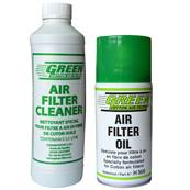 Cleaning kit for air filter