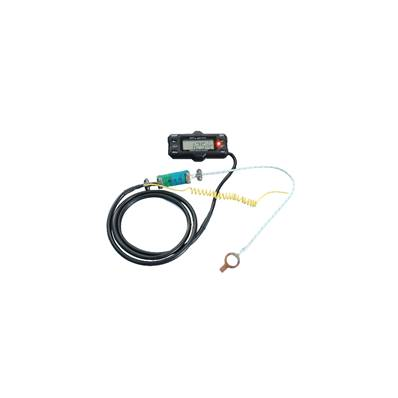 RPM indicator digit/compt h 2C-R