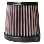 Air filter K&N for hush kit