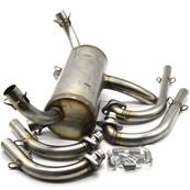 Exhaust Rotax 912/601
