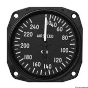 Airspeed Indicator 30-240 km/h D.80
